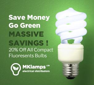 20%off CFLs