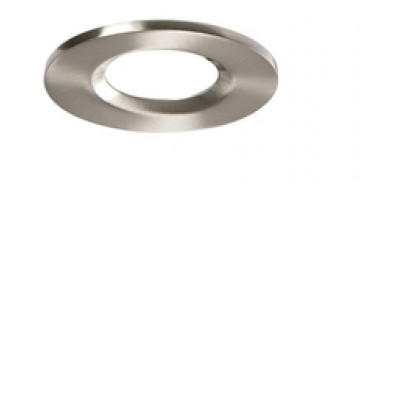 Interchangeable Bezel for Fixed Downlight Brushed Chrome