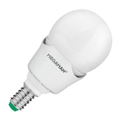 Megaman 7w Golf Ball Small Screw Dimmable