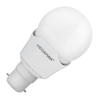 Megaman Classic 8w GLS Bayonet Dimmable